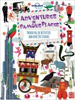 Lonely Planet Adventures in Famous Places (Paperback)