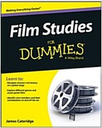 Film Studies for Dummies (Paperback)