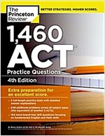 1,460 ACT Practice Questions (Paperback, 4)