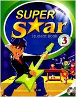 Super Star 3 : Student Book (Book + Multi CD 2장)