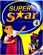 Super Star 4 : Student Book (Book + Multi CD 2장)