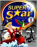 Super Star 1 : Workbook (Book)