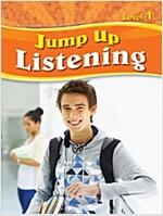 [중고] Jump Up Listening Level 1 (Student Book + Workbook + Transcript + Audio CD 2장)