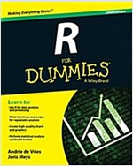R for Dummies (Paperback, 2)