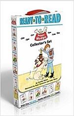 Puppy Mudge Collector's Set: Puppy Mudge Finds a Friend; Puppy Mudge Has a Snack; Puppy Mudge Loves His Blanket; Puppy Mudge Takes a Bath; Puppy Mu (Boxed Set)