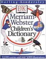 [중고] DK Merriam-Webster Children's Dictionary (Hardcover)