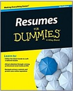 Resumes for Dummies (Paperback, 7)