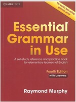 Essential Grammar in Use with Answers : A Self-Study Reference and Practice Book for Elementary Learners of English (Paperback, 4 Revised edition)