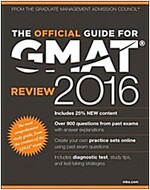 The Official Guide for GMAT Review (Paperback, 15, 2016)