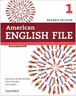 American English File: Level 1: Student Book (Package, 2 Revised edition)
