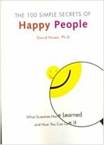 [중고] The 100 Simple Secrets of Happy People (Paperback)