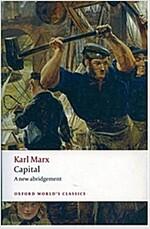 Capital : An Abridged Edition (Paperback)