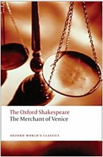 The Merchant of Venice: The Oxford Shakespeare (Paperback)