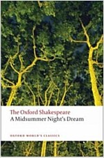 A Midsummer Night's Dream: The Oxford Shakespeare (Paperback)