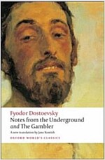 Notes from the Underground, and the Gambler (Paperback)