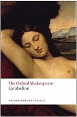 Cymbeline: The Oxford Shakespeare (Paperback)