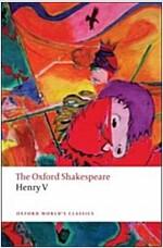 Henry V: The Oxford Shakespeare (Paperback)