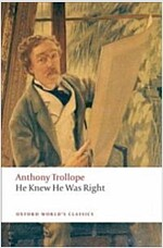 He Knew He Was Right (Paperback)