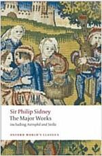 Sir Philip Sidney : The Major Works (Paperback)