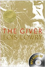 Newbery:The Giver (Book+CD) (Paperback)