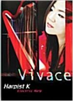 [중고] Harpist K - Vivace