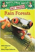 [중고] Rain Forests: A Nonfiction Companion to Afternoon on the Amazon (Paperback)