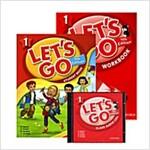 [세트] Let's Go 1 4E SET (Student Book + Workbook + CD) (4th edition)