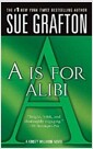 [중고] A is for Alibi (Paperback)