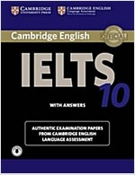 Cambridge IELTS 10 Student's Book with Answers with Audio (Package)
