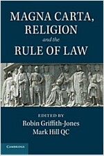 Magna Carta, Religion and the Rule of Law (Paperback)