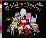 10 Trick-Or-Treaters: A Halloween Counting Book (Paperback)
