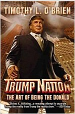 [중고] Trumpnation: The Art of Being the Donald (Paperback)