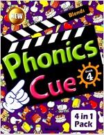 Phonics Cue 4 (Studentbook + Workbook + CD 2장 + Activity Worksheet) (개정판)