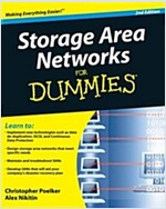 Storage Area Networks For Dummies (Paperback, 2nd Edition)