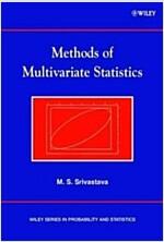 Methods of Multivariate Statistics (Hardcover)