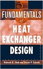 Fundamentals of Heat Exchanger Design (Hardcover)