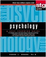 Psychology: A Self-Teaching Guide (Paperback)