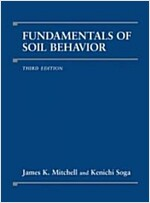Fundamentals of Soil Behavior (Hardcover, 3)