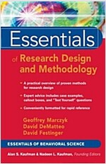 Essentials of Research Design and Methodology (Paperback)