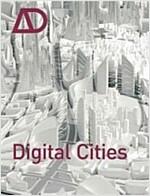 Digital Cities AD : Architectural Design (Paperback)