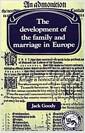 [중고] The Development of the Family and Marriage in Europe (Paperback)