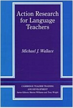 [중고] Action Research for Language Teachers (Paperback)