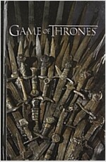 Game of Thrones Throne Journal (Hardcover)