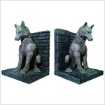 Game of Thrones Direwolf Bookends (Other)
