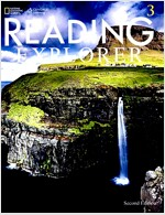 Reading Explorer 3: Student Book with Online Workbook (Paperback, 2, Revised)