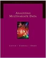Analyzing Multivariate Data [With CDROM] (Hardcover)