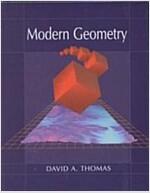 Modern Geometry (Hardcover, CD-ROM)