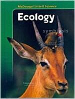 [중고] Ecology (Library Binding)