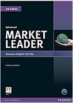 Market Leader 3rd edition Advanced Test File (Paperback, 3 ed)