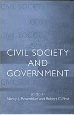 Civil Society and Government (Paperback)